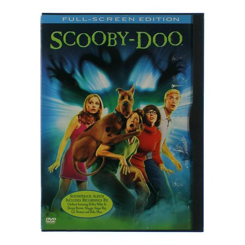 Movie: Scooby-Doo at up to 95% Off - Swap.com