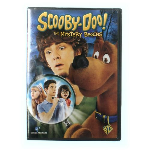 Movie: Scooby-Doo! The Mystery Begins at up to 95% Off - Swap.com