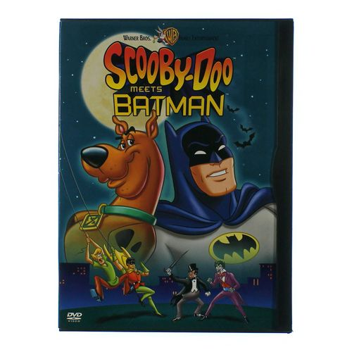 Movie: Scooby-Meets Batman DVD at up to 95% Off - Swap.com