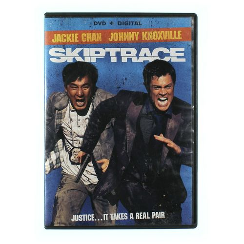 Movie: Skip Trace at up to 95% Off - Swap.com