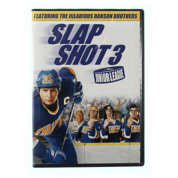 Movie: Slap Shot 3-Junior League [DVD] for Sale on Swap.com