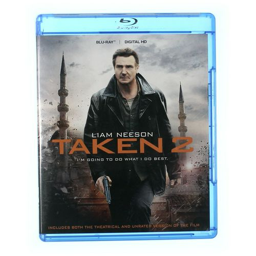 Movie: Taken 2 at up to 95% Off - Swap.com