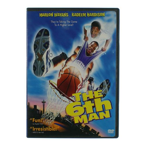 Movie: The 6th Man at up to 95% Off - Swap.com