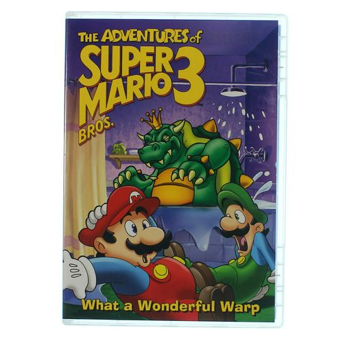 Movie: The Adventures of Super Mario Bros. 3 at up to 95% Off - Swap.com