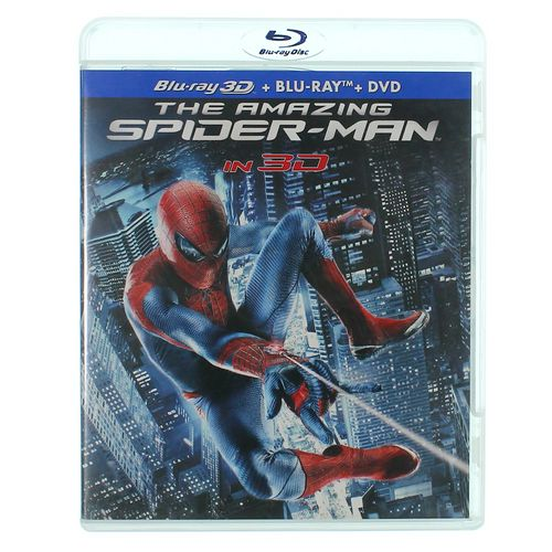 Movie: The Amazing Spider-Man at up to 95% Off - Swap.com