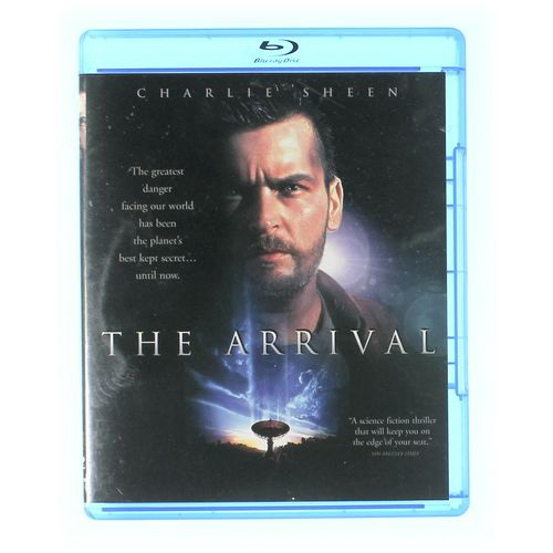 Movie: The Arrival at up to 95% Off - Swap.com