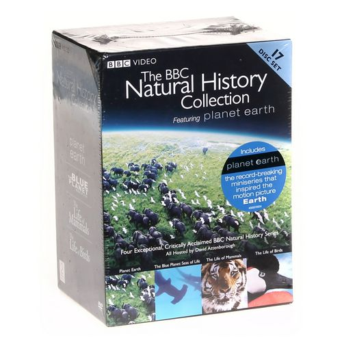 Movie: The BBC Natural History Collection at up to 95% Off - Swap.com