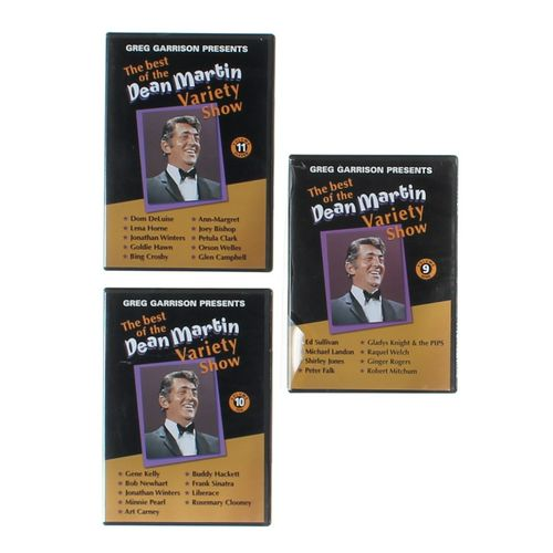 Movie: The Best of the Dean Martin Variety Show at up to 95% Off - Swap.com