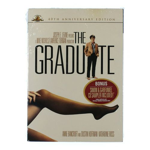 Movie: The Graduate (40th Anniversary Collector's Edition) at up to 95% Off - Swap.com