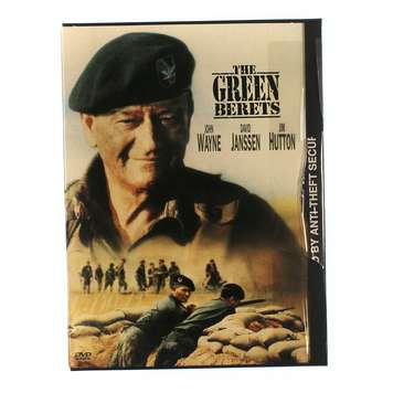 Movie: The Green Berets for Sale on Swap.com