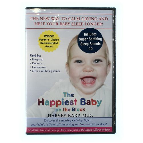 Movie: The Happiest Baby on the Block at up to 95% Off - Swap.com