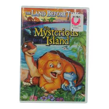 Movie: The Land Before Time V - The Mysterious Island for Sale on Swap.com