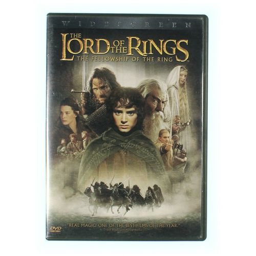 Movie: The Lord of the Rings: The Fellowship of the Ring at up to 95% Off - Swap.com