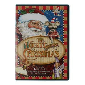 Movie: The Night Before Christmas [DVD] [2004] for Sale on Swap.com