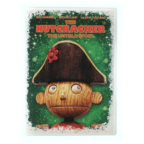 Movie: The Nutcracker The Untold Story at up to 95% Off - Swap.com