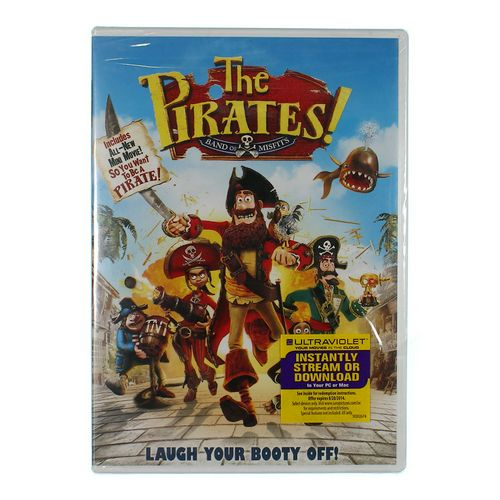 Movie: The Pirates! Band of Misfits at up to 95% Off - Swap.com