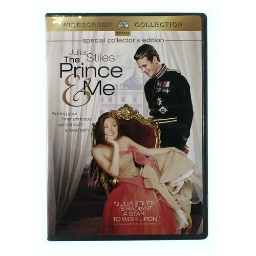Movie: The Prince & Me at up to 95% Off - Swap.com