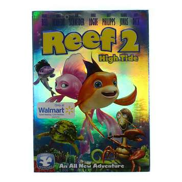 Movie: The Reef 2: High Tide for Sale on Swap.com