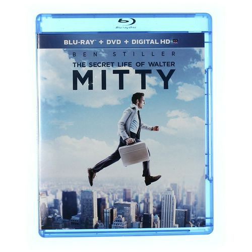 Movie: The Secret Life of Walter Mitty at up to 95% Off - Swap.com