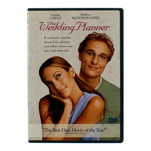 Movie: The Wedding Planner at up to 95% Off - Swap.com
