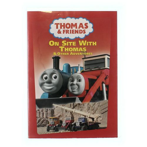 Movie: Thomas & Friends On Site With Thomas & Other Adventures at up to 95% Off - Swap.com