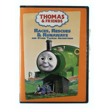 Movie: Thomas & Friends: Races, Rescues And Runaways (Full Frame) for Sale on Swap.com