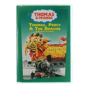 Movie: Thomas, Percy & The Dragon for Sale on Swap.com