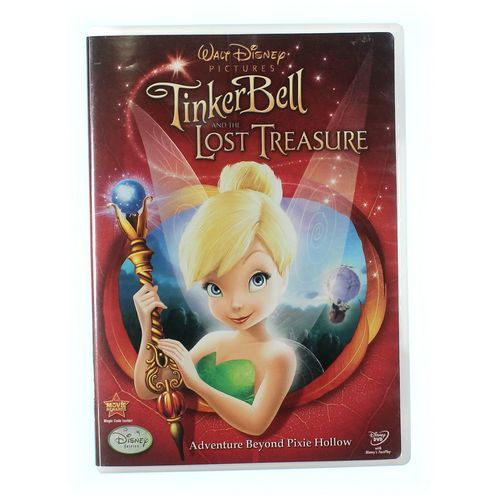 Movie: Tinkerbell and The Lost Treasure at up to 95% Off - Swap.com