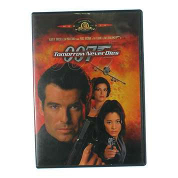 Movie: Tomorrow Never Dies for Sale on Swap.com