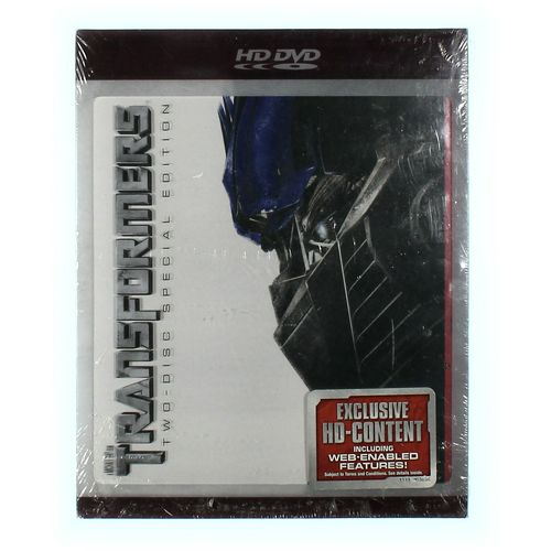 Movie: Transformers at up to 95% Off - Swap.com