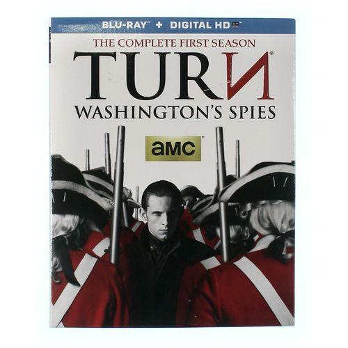 Movie: TURN: Washington's Spies at up to 95% Off - Swap.com
