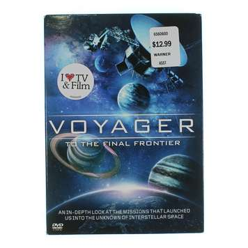 Movie: Voyager to the Final Frontier for Sale on Swap.com