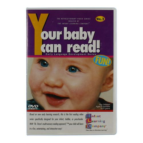 Movie: Your Baby Can Read (Volume 2) at up to 95% Off - Swap.com