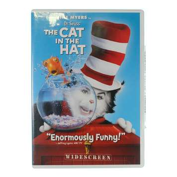 Movie:DVD Seus' The Cat in the House for Sale on Swap.com