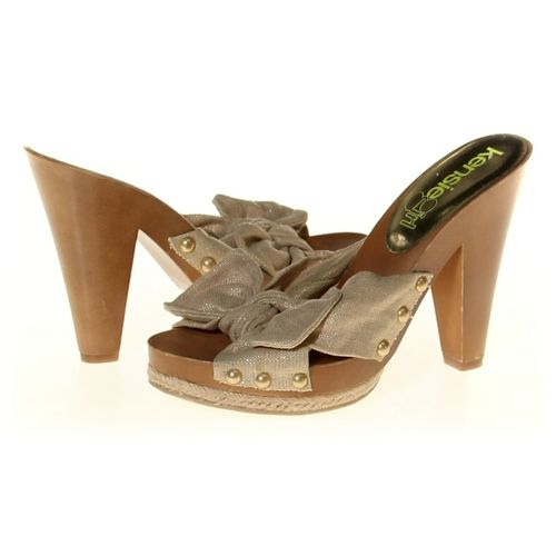 Kensie Mules in size 5.5 Women's at up to 95% Off - Swap.com