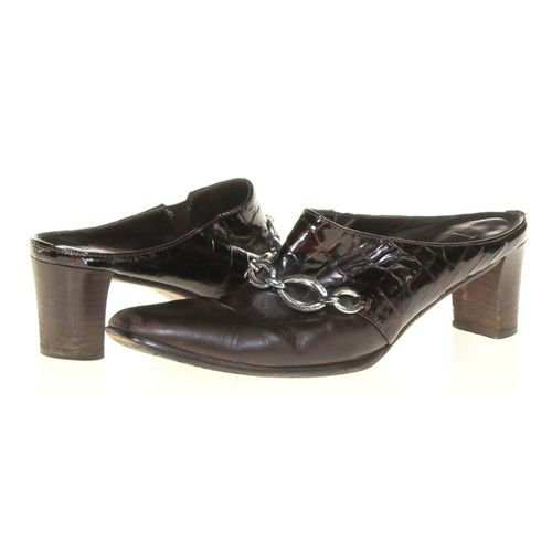 Brighton Mules in size 7.5 Women's at up to 95% Off - Swap.com