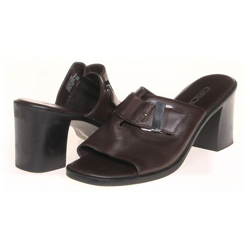 Cherokee Mules in size 7.5 Women's at up to 95% Off - Swap.com