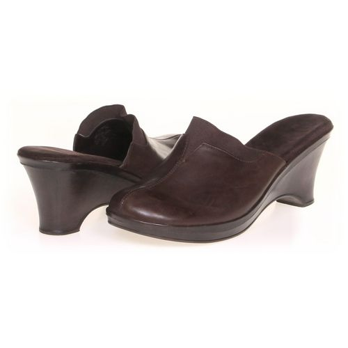 Nine West Mules in size 8.5 Women's at up to 95% Off - Swap.com
