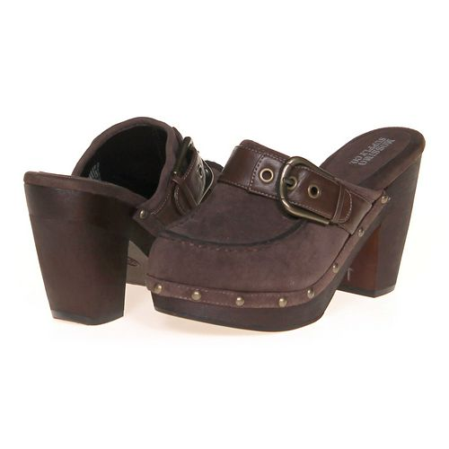 Mossimo Supply Co. Mules in size 8.5 Women's at up to 95% Off - Swap.com