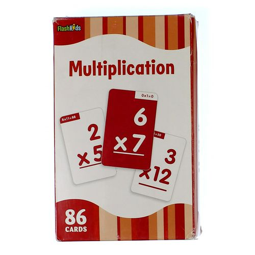 Flash Kids Multiplication Practice Cards at up to 95% Off - Swap.com