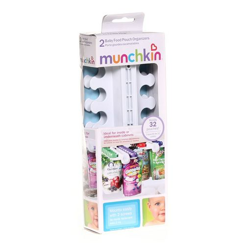 Munchkin Munchkin Baby Food Pouch Organizer at up to 95% Off - Swap.com