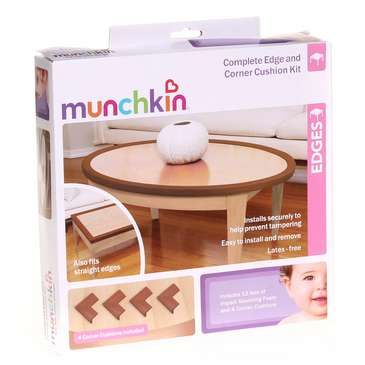 Munchkin Complete Edge and Corner Cushion Kit for Sale on Swap.com