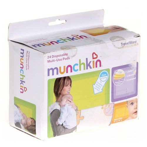 Munchkin Munchkin Disposable Multi-Use Pads at up to 95% Off - Swap.com