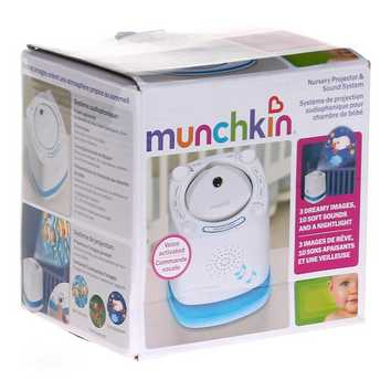 Munchkin Nursery Projector and Sound System, White for Sale on Swap.com