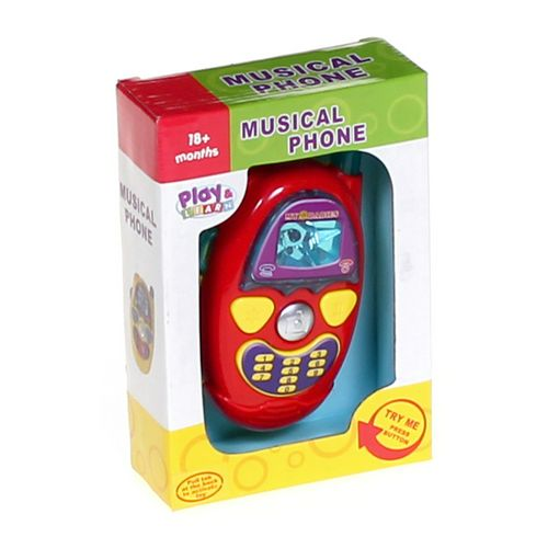 Play & Learn Musical Phone at up to 95% Off - Swap.com