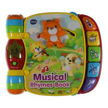 Musical Rhymes Book for Sale on Swap.com