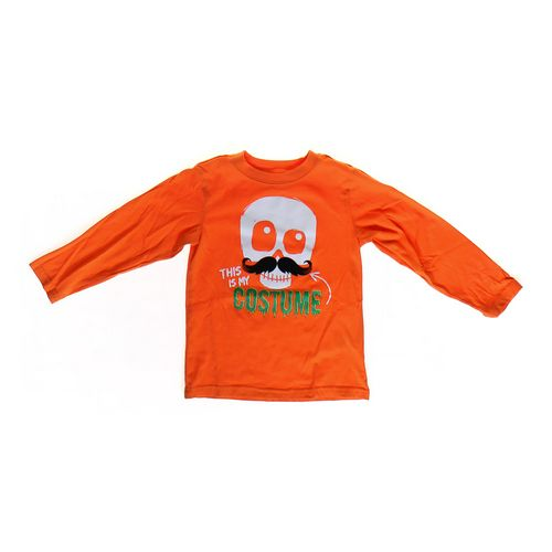 WonderKids Mustached Skeleton Shirt in size 5/5T at up to 95% Off - Swap.com