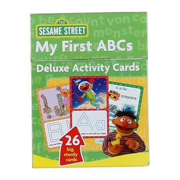 My First Abc's Deluxe Activty Cards for Sale on Swap.com