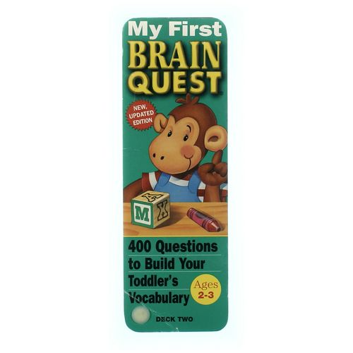 My First Brain Quest at up to 95% Off - Swap.com