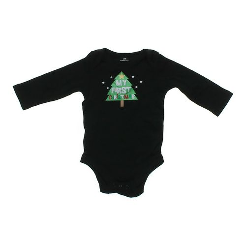 """""""My First Christmas"""" Bodysuit in size 6 mo at up to 95% Off - Swap.com"""